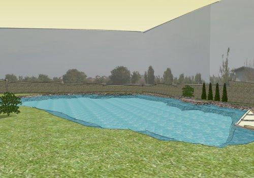 Проектирование водоема