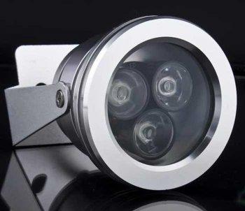Подсветка для водоема / подводный прожектор